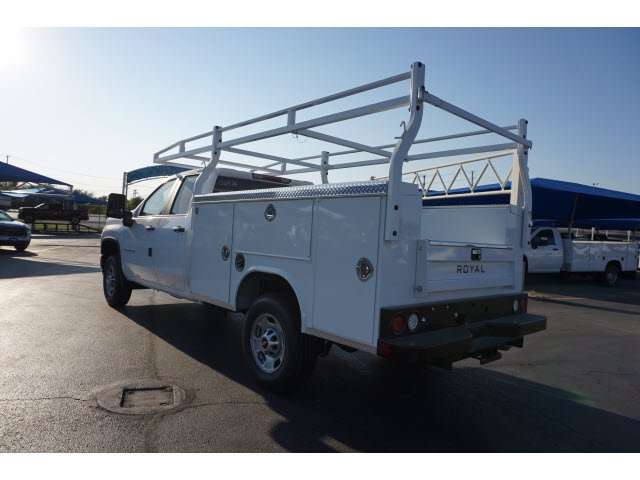 2020 Chevrolet Silverado 2500 Double Cab RWD, Royal Service Body #102823 - photo 2
