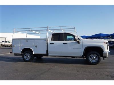 2020 Chevrolet Silverado 2500 Double Cab RWD, Royal Service Body #102823 - photo 5