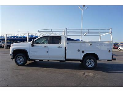 2020 Chevrolet Silverado 2500 Double Cab RWD, Royal Service Body #102823 - photo 8