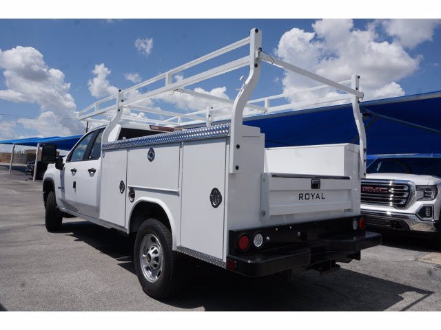 2020 Chevrolet Silverado 2500 Double Cab RWD, Royal Service Body #102825 - photo 3
