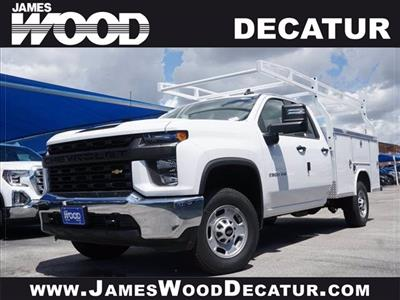 2020 Chevrolet Silverado 2500 Double Cab RWD, Royal Service Body #102825 - photo 1