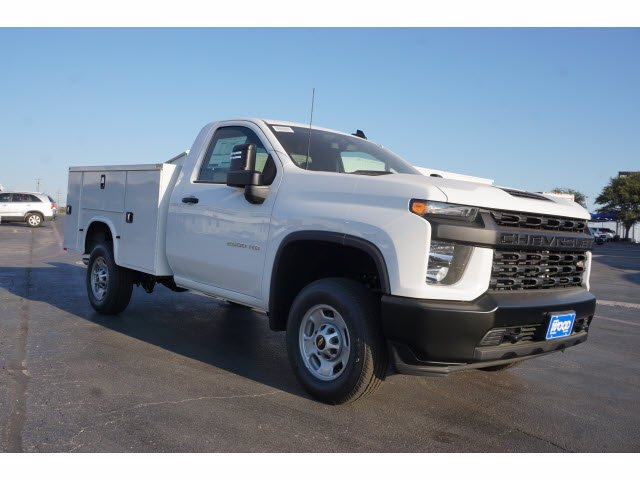 2020 Chevrolet Silverado 2500 Regular Cab 4x2, Knapheide Steel Service Body #102840 - photo 4