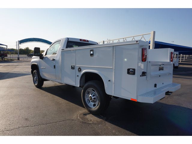 2020 Chevrolet Silverado 2500 Regular Cab 4x2, Knapheide Steel Service Body #102840 - photo 2