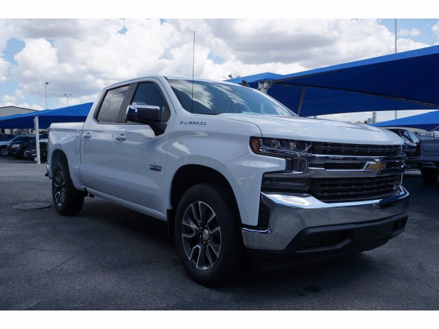2020 Chevrolet Silverado 1500 Crew Cab 4x2, Pickup #102851 - photo 3
