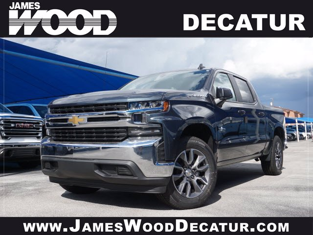 2020 Chevrolet Silverado 1500 Crew Cab RWD, Pickup #102855 - photo 1