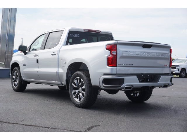 2020 Chevrolet Silverado 1500 Crew Cab 4x4, Pickup #102892 - photo 4