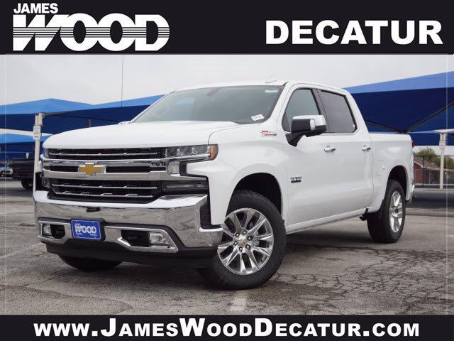 2020 Chevrolet Silverado 1500 Crew Cab 4x4, Pickup #102900 - photo 1