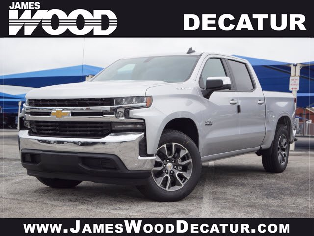 2020 Chevrolet Silverado 1500 Crew Cab 4x2, Pickup #102934 - photo 1