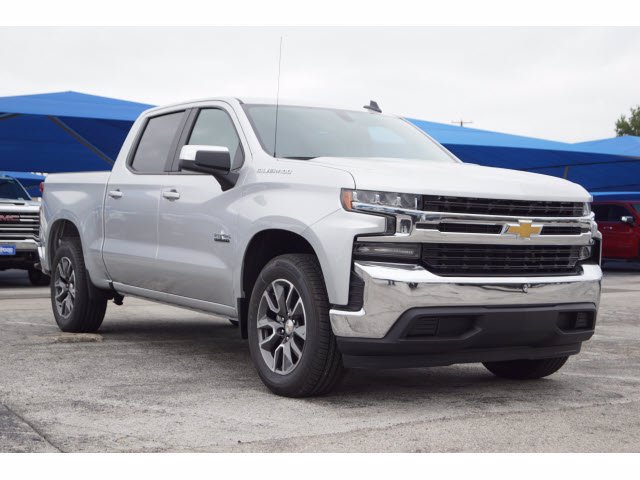 2020 Chevrolet Silverado 1500 Crew Cab 4x2, Pickup #102934 - photo 3