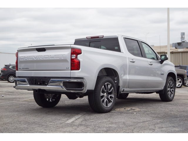 2020 Chevrolet Silverado 1500 Crew Cab 4x2, Pickup #102934 - photo 4