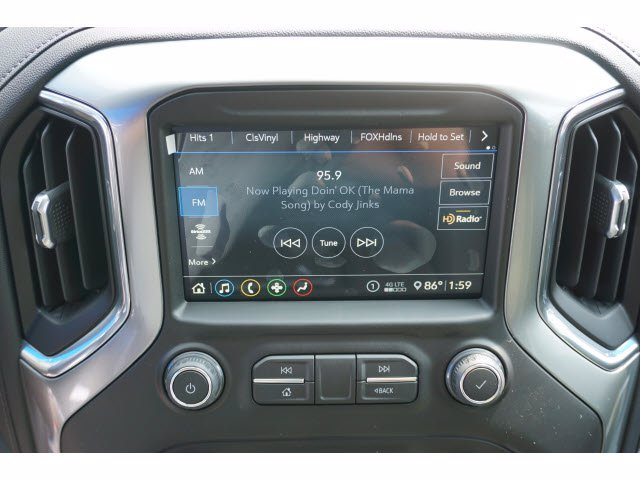2020 Chevrolet Silverado 1500 Crew Cab 4x4, Pickup #102944 - photo 5