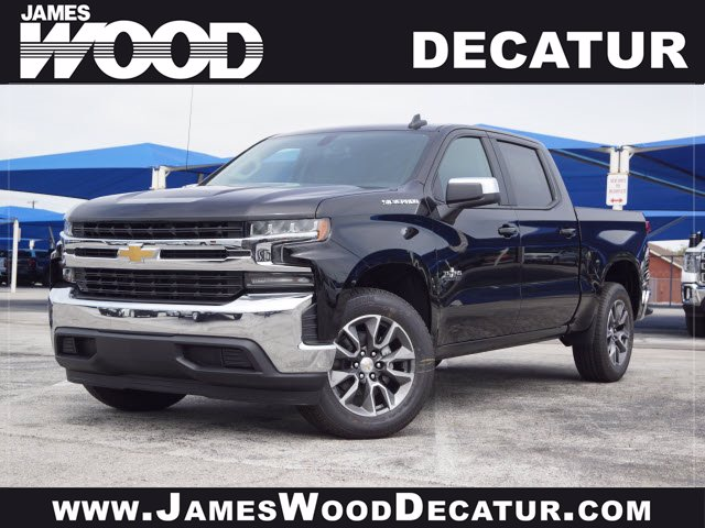 2020 Chevrolet Silverado 1500 Crew Cab RWD, Pickup #102955 - photo 1