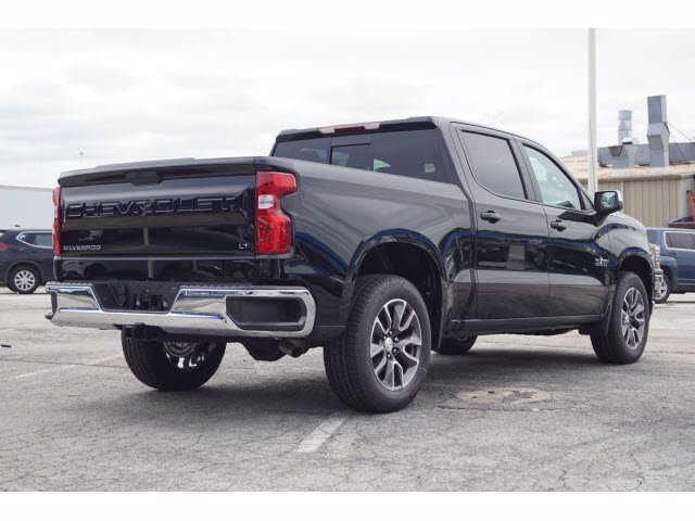 2020 Chevrolet Silverado 1500 Crew Cab RWD, Pickup #102955 - photo 4