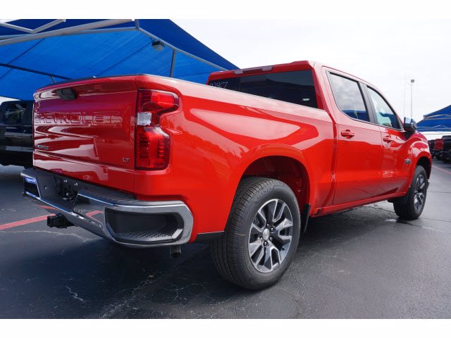 2020 Chevrolet Silverado 1500 Crew Cab RWD, Pickup #102967 - photo 4