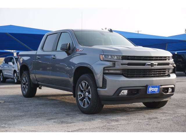 2020 Chevrolet Silverado 1500 Crew Cab 4x4, Pickup #103003 - photo 3