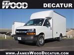 2020 Chevrolet Express 3500 RWD, Supreme Spartan Cargo Cutaway Van #103030 - photo 1