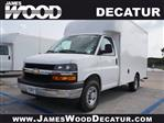 2020 Chevrolet Express 3500 4x2, Supreme Spartan Cargo Cutaway Van #103031 - photo 1