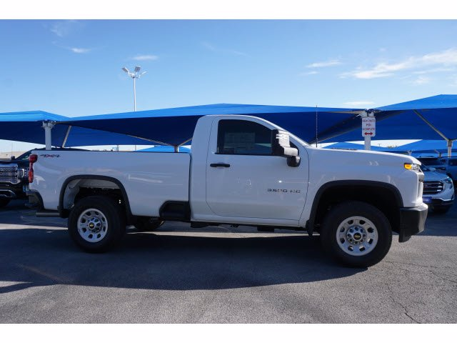 2020 Chevrolet Silverado 3500 Regular Cab 4x4, Pickup #103038 - photo 5