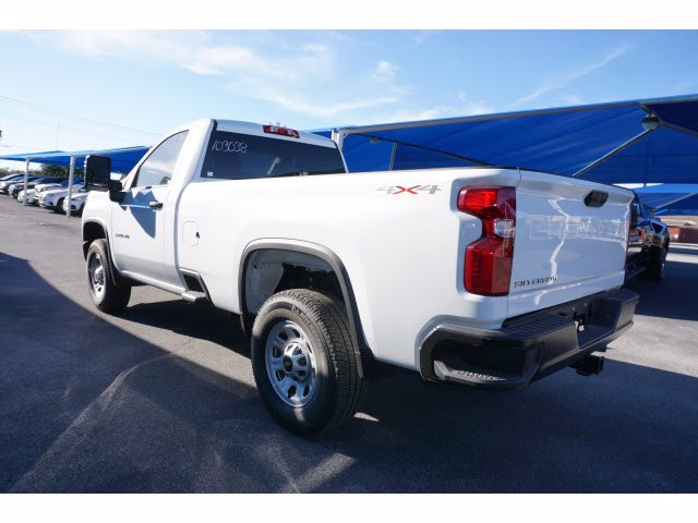 2020 Chevrolet Silverado 3500 Regular Cab 4x4, Pickup #103038 - photo 2