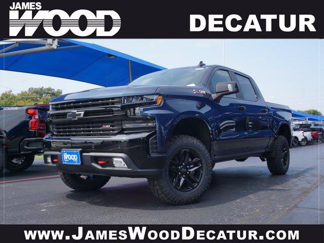 2020 Chevrolet Silverado 1500 Crew Cab 4x4, Pickup #103101 - photo 1