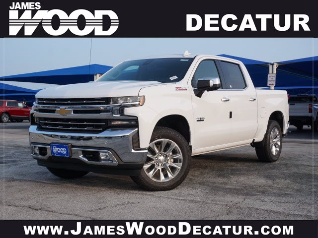 2020 Chevrolet Silverado 1500 Crew Cab 4x4, Pickup #103106 - photo 1