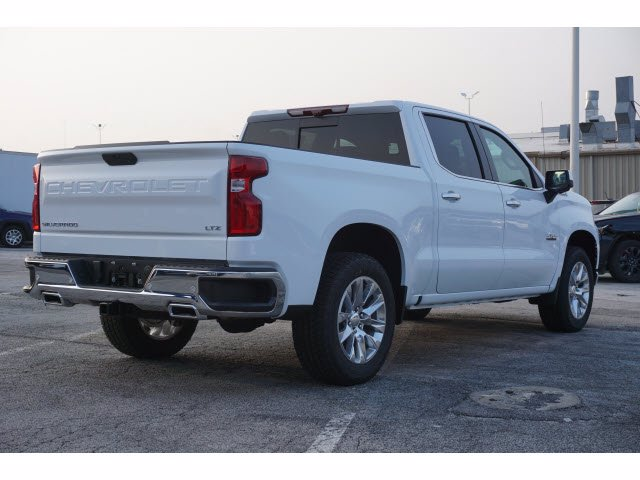 2020 Chevrolet Silverado 1500 Crew Cab 4x4, Pickup #103106 - photo 4