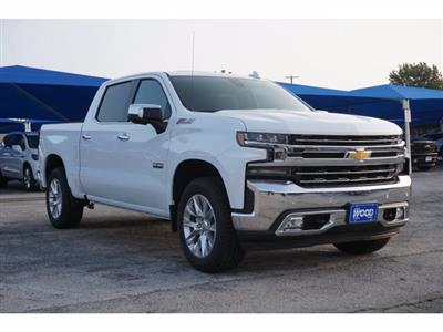 2020 Chevrolet Silverado 1500 Crew Cab 4x4, Pickup #103106 - photo 3