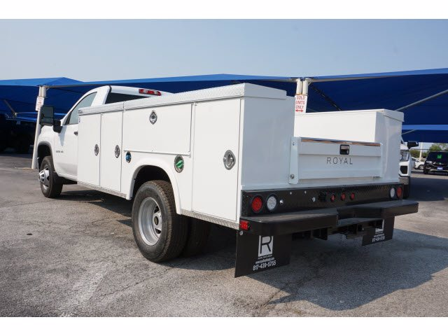 2020 Chevrolet Silverado 3500 Regular Cab DRW RWD, Royal Service Body #103210 - photo 2