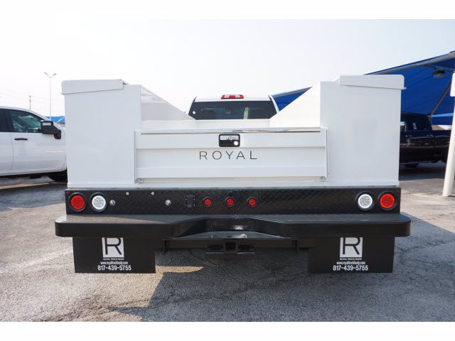 2020 Chevrolet Silverado 3500 Regular Cab DRW RWD, Royal Service Body #103210 - photo 5