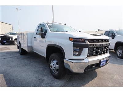 2020 Chevrolet Silverado 3500 Regular Cab DRW RWD, Royal Service Body #103210 - photo 4