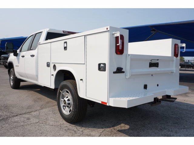 2020 Chevrolet Silverado 2500 Double Cab RWD, Knapheide Steel Service Body #103225 - photo 2