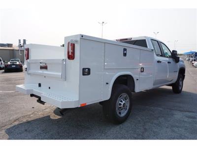 2020 Chevrolet Silverado 2500 Double Cab RWD, Knapheide Steel Service Body #103225 - photo 4