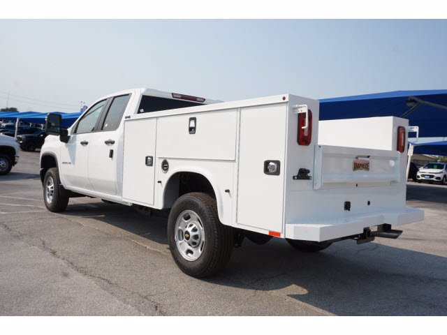 2020 Chevrolet Silverado 2500 Double Cab 4x2, Knapheide Steel Service Body #103239 - photo 2