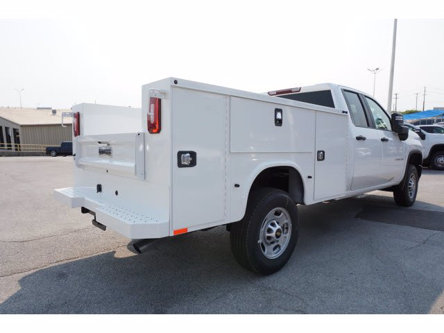 2020 Chevrolet Silverado 2500 Double Cab 4x2, Knapheide Steel Service Body #103239 - photo 4