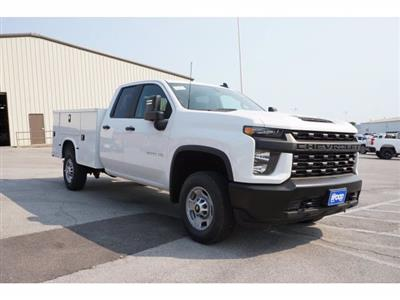 2020 Chevrolet Silverado 2500 Double Cab 4x2, Knapheide Steel Service Body #103239 - photo 3