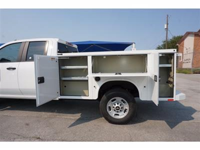 2020 Chevrolet Silverado 2500 Double Cab 4x2, Knapheide Steel Service Body #103239 - photo 6