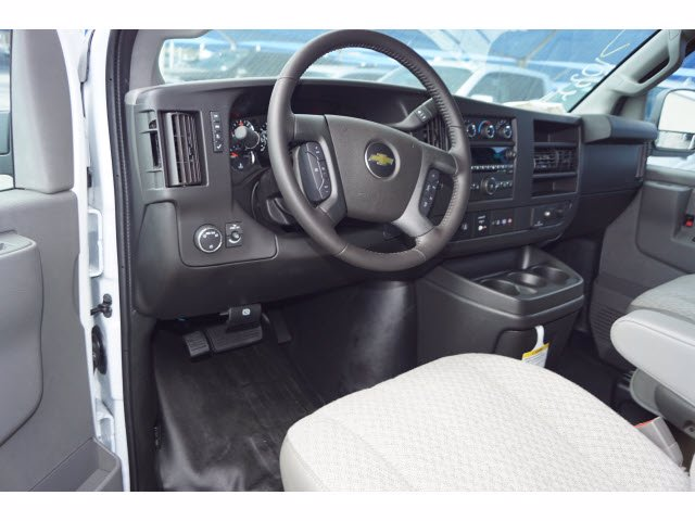 2020 Chevrolet Express 2500 RWD, Adrian Steel Upfitted Cargo Van #103270 - photo 11