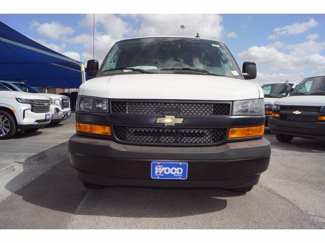 2020 Chevrolet Express 2500 RWD, Adrian Steel Upfitted Cargo Van #103270 - photo 3