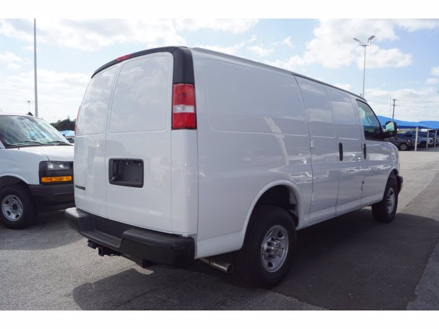 2020 Chevrolet Express 2500 RWD, Adrian Steel Upfitted Cargo Van #103270 - photo 5