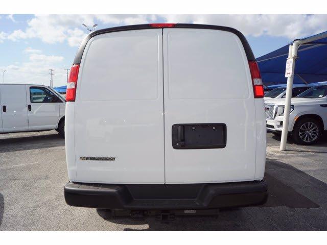 2020 Chevrolet Express 2500 RWD, Adrian Steel Upfitted Cargo Van #103270 - photo 6