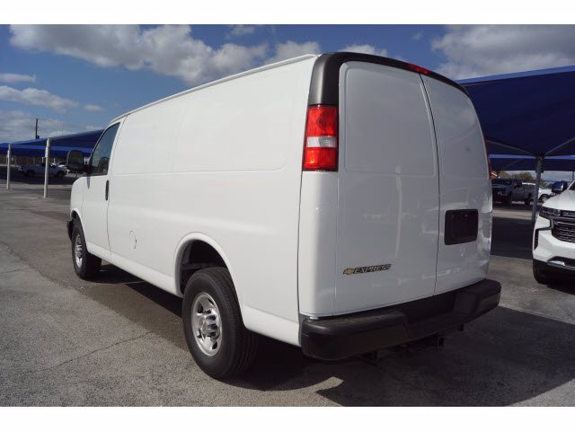 2020 Chevrolet Express 2500 RWD, Adrian Steel Upfitted Cargo Van #103270 - photo 7