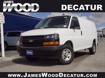 2020 Chevrolet Express 2500 RWD, Adrian Steel Upfitted Cargo Van #103270 - photo 1