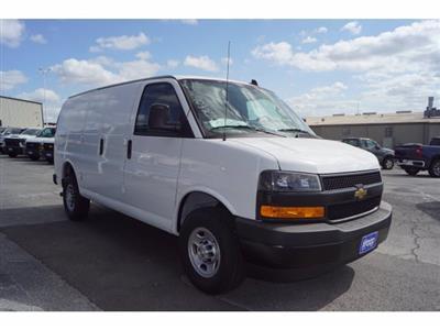 2020 Chevrolet Express 2500 RWD, Adrian Steel Upfitted Cargo Van #103270 - photo 4