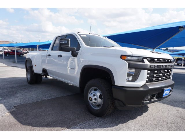 2020 Chevrolet Silverado 3500 Double Cab 4x4, Pickup #103272 - photo 4