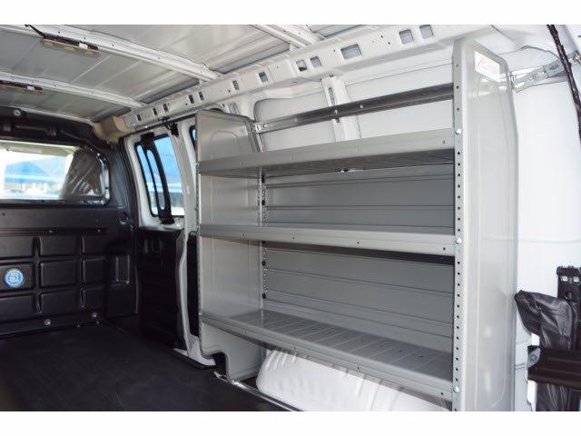 2020 Chevrolet Express 2500 4x2, Adrian Steel Upfitted Cargo Van #103275 - photo 9