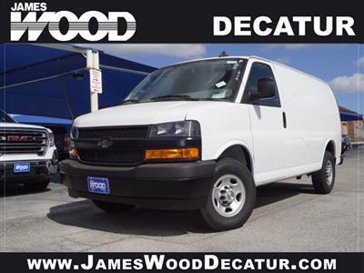 2020 Chevrolet Express 2500 4x2, Adrian Steel Upfitted Cargo Van #103275 - photo 1