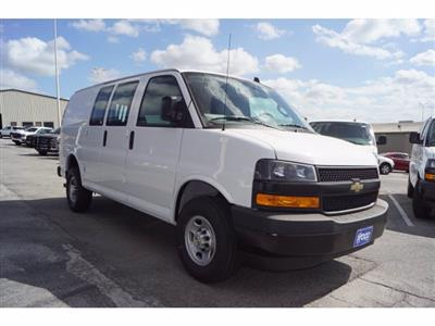 2020 Chevrolet Express 2500 4x2, Adrian Steel Upfitted Cargo Van #103275 - photo 4