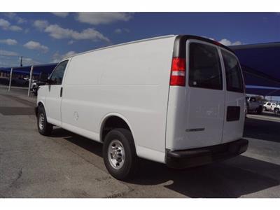 2020 Chevrolet Express 2500 4x2, Adrian Steel Upfitted Cargo Van #103275 - photo 7