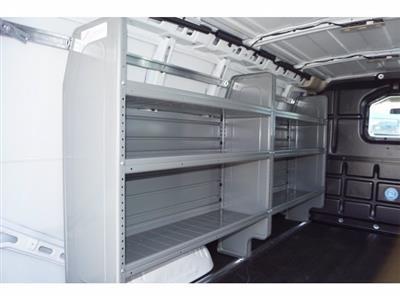 2020 Chevrolet Express 2500 4x2, Adrian Steel Upfitted Cargo Van #103275 - photo 8