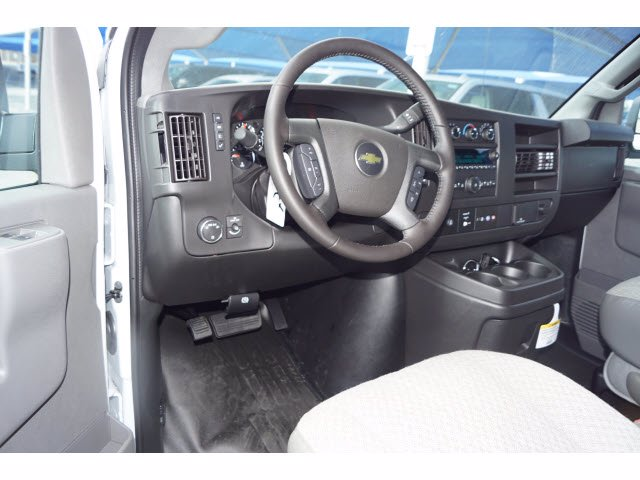 2020 Chevrolet Express 2500 4x2, Adrian Steel Commercial Shelving Upfitted Cargo Van #103276 - photo 11
